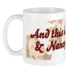 Why John & Nancy Divorced Mug