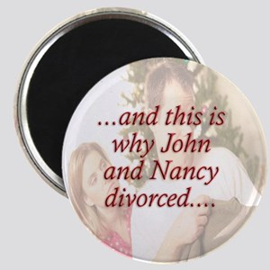 Why John & Nancy Divorced Magnet
