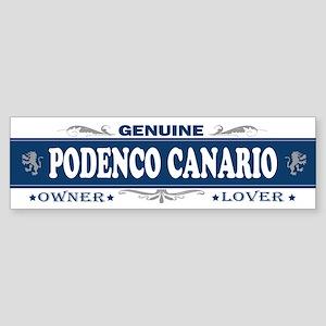 PODENCO CANARIO Bumper Sticker