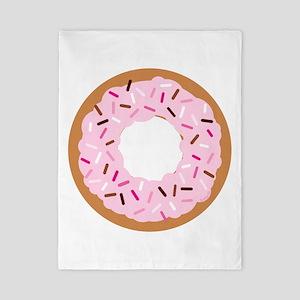 Pink Sprinkles! Twin Duvet