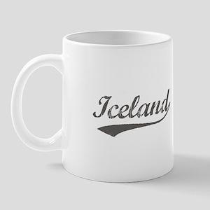 Iceland flanger Mug