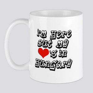 Im here but my hearts in Hung Mug