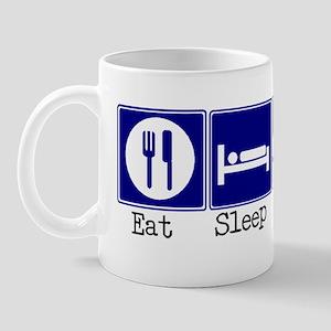 Eat, Sleep, Camp-Tent Mug