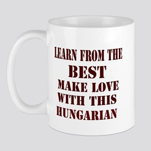 Learn best from Hungarian Mug