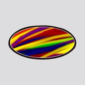 Gay Rainbow Art Patch