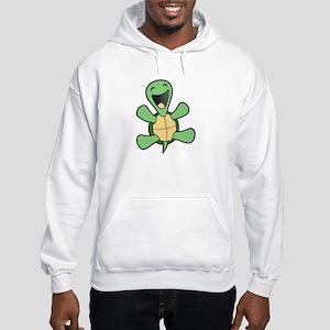 Skuzzo Happy Turtle Hooded Sweatshirt