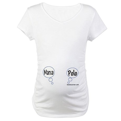 marco maternity t shirt marco polo shirt. Black Bedroom Furniture Sets. Home Design Ideas