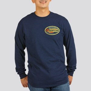 DeVilco Blinker Fluid Long Sleeve Dark T-Shirt