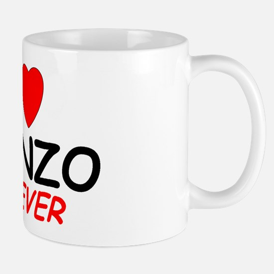 I Love Alonzo Forever - Mug