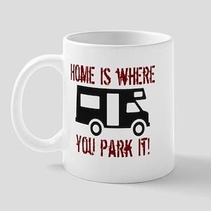 Home (RV) Mug