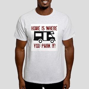 Home (RV) Light T-Shirt