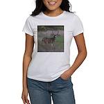 Big 4-point Buck Women's T-Shirt