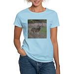 Big 4-point Buck Women's Light T-Shirt