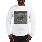 Big 4-point Buck Long Sleeve T-Shirt