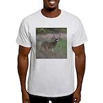 Big 4-point Buck Light T-Shirt