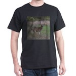 Big 4-point Buck Dark T-Shirt
