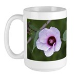 Halberd Leaved Mallow Large Mug