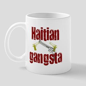 Haitian gangsta Mug