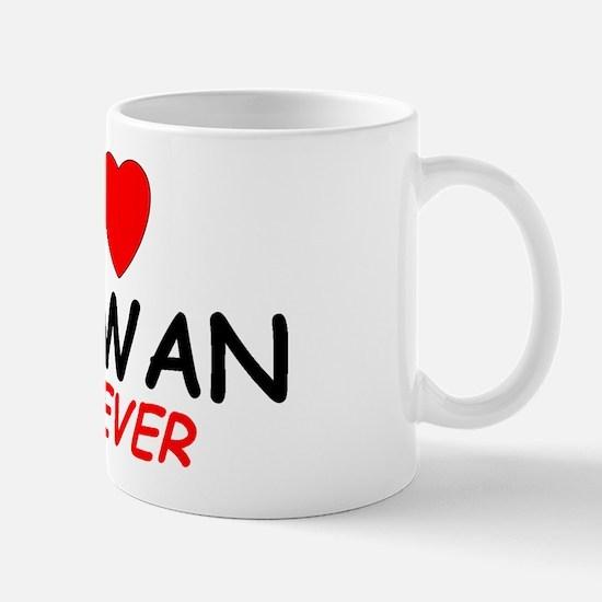 I Love Antwan Forever - Mug