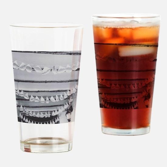 Cute Happi Drinking Glass