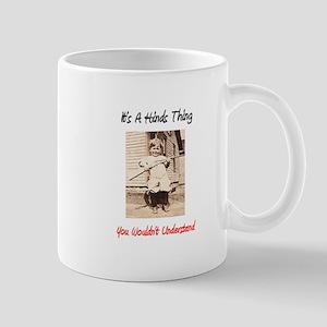 Hartley Hinds Mug