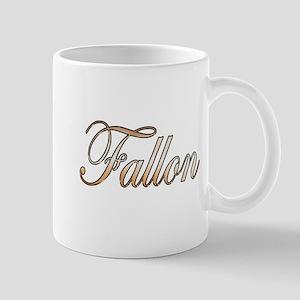 Gold Fallon Mugs