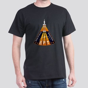 EFT-1 Launch Team Dark T-Shirt