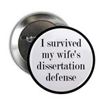 I Survived My Wife's Dissertation 2.25