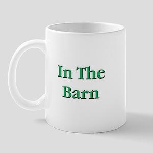 In The Barn Euchre Mug