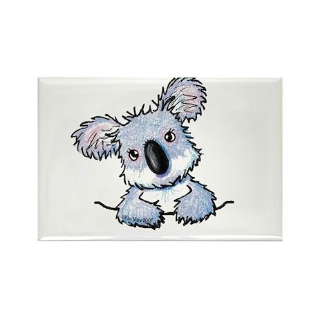 Pocket Koala Rectangle Magnet (100 pack)