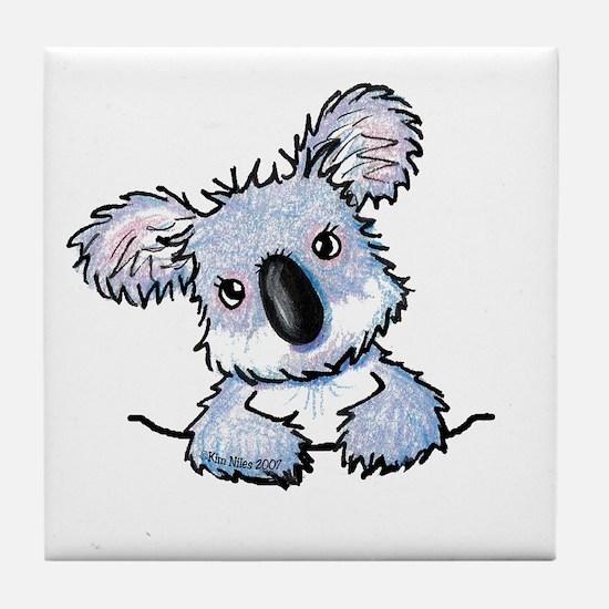 Pocket Koala Tile Coaster