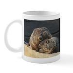 Groundhog Family Mug