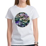 Colorful Abstract Plants T-Shirt