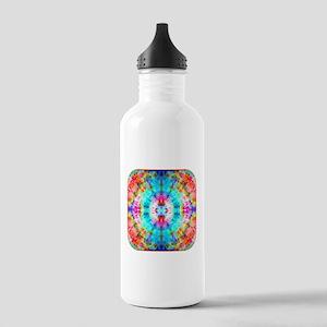 Rainbow Sunburst Water Bottle