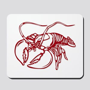 This is my lobster shirt Mousepad