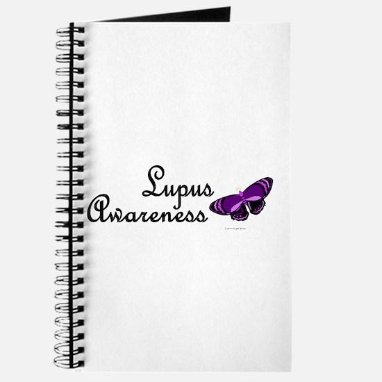 Butterfly Awareness 3 (Lupus) Journal