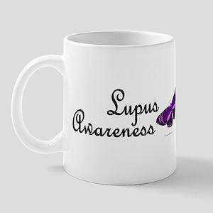 Butterfly Awareness 3 (Lupus) Mug
