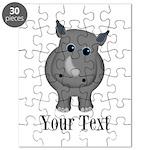 Rhino Baby Puzzle
