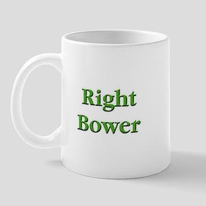 Right Bower Euchre Mug