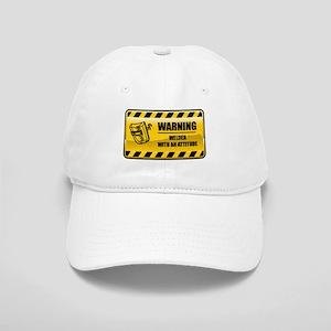 Warning Welder Cap