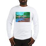 Dreyfus Bridhe, City Park Long Sleeve T-Shirt