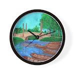 Dreyfus Bridhe, City Park Wall Clock