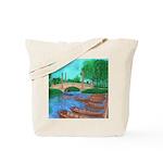 Dreyfus Bridhe, City Park Tote Bag
