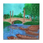 Dreyfus Bridhe, City Park Tile Coaster