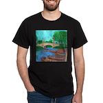 Dreyfus Bridhe, City Park Dark T-Shirt