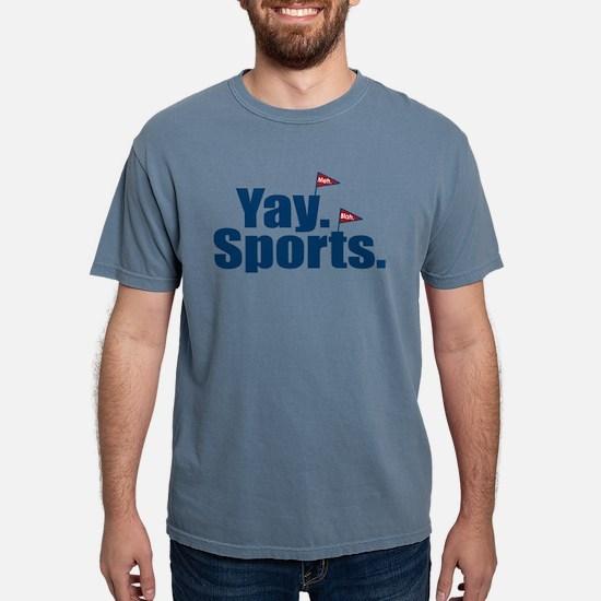 Yay Sports Meh T-Shirt