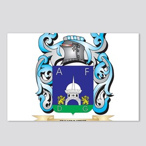 Fuente Coat of Arms - Fam Postcards (Package of 8)