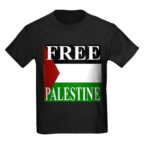 Palestine Kids Dark T-Shirt