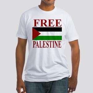 Palestine Fitted T-Shirt