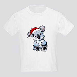 Christmas Koala Kids Light T-Shirt